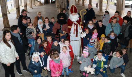 Vézelise fête Saint Nicolas
