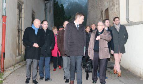 Vézelise Centre-bourg : le département s'engage