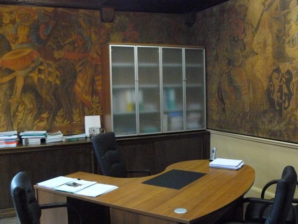 Bureau du maire - ancien Palais de Justice de Vézelise